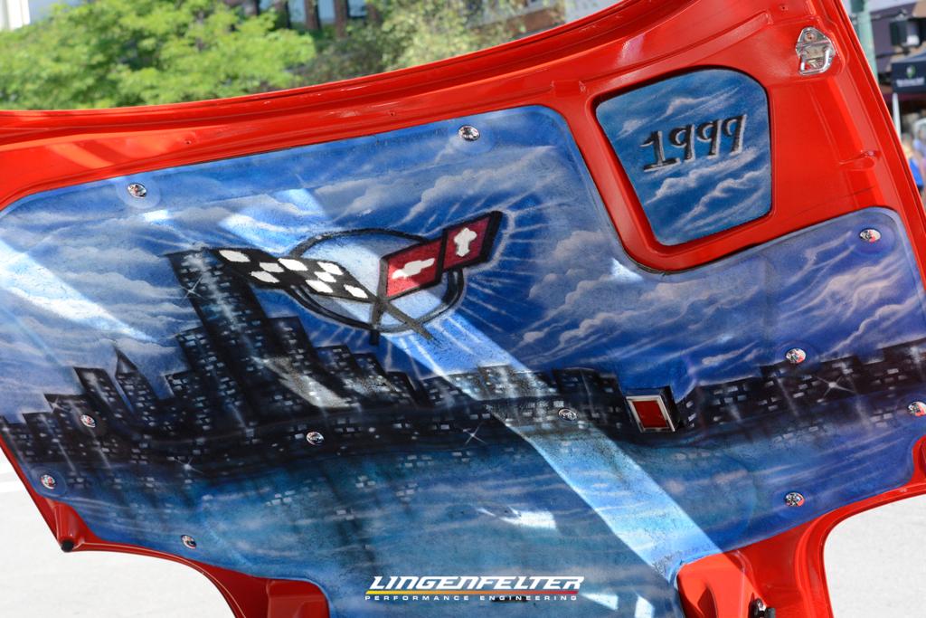 North Oaks Corvette Generations Car Show
