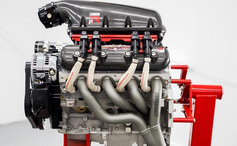 NEW RACE WINNING Carbon pTR Manifold – Featured on our Eliminator Spec Engine Builds.